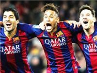 Barcelona hạ Espanyol 2-0: Thăng hoa tột đỉnh với 'MSN'