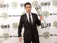 Eden Hazard giành giải Cầu thủ xuất sắc nhất Premier League
