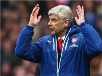 Wenger: 'Arsenal vô địch Premier League là bất khả thi'