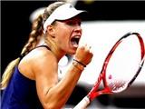 Ngược dòng đánh bại Wozniacki, Kerber vô địch giải Stuttgart Open