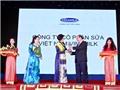 Vinamilk nhận giải thưởng Thương hiệu Vàng thực phẩm Việt Nam 2014