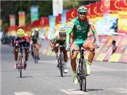 Chặng 17 giải xe đạp HTV 2015: Trịnh Đức Tâm thắng chặng
