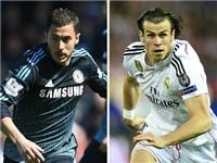 Real Madrid muốn đổi Gareth Bale lấy Eden Hazard?