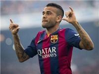 Daniel Alves chuẩn bị gia hạn hợp đồng với Barcelona