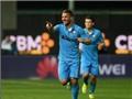 Udinese 1-2 Inter: Podolski ghi bàn quyết định, Inter thắng trận thứ hai liên tiếp