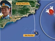 Vụ rơi máy bay Su-22: Nhìn lại 15 ngày vật lộn với biển để đưa các anh 'về'