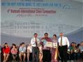 """Indonesia nhận giải """"Hợp xướng Hội An"""" 2015"""