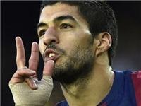 Luis Suarez 'hù dọa' Bayern Munich sau khi lập hat-trick