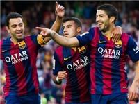 Barcelona và Madrid: Không khoan nhượng trong chặng nước rút