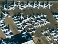 Choáng ngợp với hàng trăm máy bay cá nhân tới Las Vegas để xem trận thư hùng Mayweather - Pacquiao
