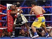 CHÙM ẢNH: Mayweather 'rúm ró' ở góc võ đài và sự tiếc nuối của Pacquiao