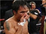 Manny Pacquiao bị cấm tiêm thuốc giảm đau trước trận đấu với Mayweather