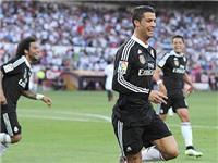 Real Madrid bám đuổi Barcelona: Ronaldo sắp bắt kịp Di Stefano