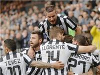 Juventus vô địch Serie A sớm 4 vòng: Đây, đế chế Juve!