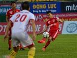 CHÍNH THỨC: VPF không tính bàn thắng kỷ lục cho Công Vinh