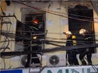 Cháy lớn gây chết người ở cửa hàng điện máy