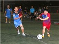 Văn Quyến lập hat-trick, FC Chương Dương đại thắng