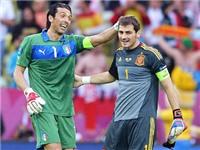 Iker Casillas đối đầu Gigi Buffon: Huyền thoại nào vĩ đại hơn?