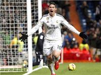 James Rodriguez: Khát khao bầu trời Champions League