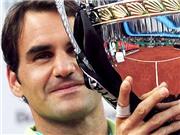 Roger Federer giải cơn khát trên sân đất nện