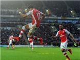 Hull City 1-3 Arsenal: Alexis Sanchez lập cú đúp, Arsenal tiến đánh ngôi Á quân