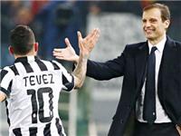 Max Allegri: 'Tôi đã biết trước là Juventus sẽ thắng'