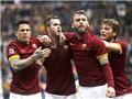 Nghẹt thở cuộc đua Roma - Lazio