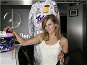 Chưa đến thời để phái nữ đua xe Công thức 1