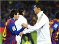 Ronaldo và Messi ghi bàn giỏi vì... sút nhiều