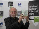 Nhà văn Hungary thắng giải Man Booker Quốc tế