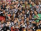 Con số bình luận: Danh hiệu đã đến lúc gọi tên Juventus