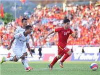 VIDEO: Công Phượng solo từ giữa sân, đi qua một loạt cầu thủ, ghi bàn phá lưới U23 Myanmar