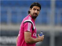 Khedira: 'Real Madrid buộc tôi phải ra đi'