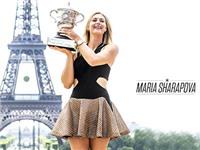Maria Sharapova: Từ 'Cô bò trên sân băng' đến Claypova