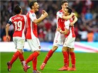 21h00 ngày 24/5, Arsenal - West Brom (lượt đi 0-1): Chào Emirates, hướng về Wembley!
