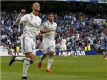 Real Madrid 7-3 Getafe: Thêm một hat-trick nữa cho Ronaldo