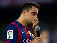 Xavi: 'Tôi sẽ trở lại Camp Nou với cú ăn ba'