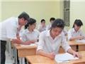 Thí sinh được thay đổi môn thi trong Kỳ thi Trung học phổ thông quốc gia 2015