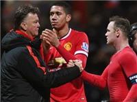 Man United: Van Gaal đầy tự hào khi nói về Rooney
