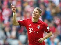 Schweinsteiger để ngỏ khả năng tới Man United