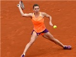 Cập nhật những trận mở màn Roland Garros: Halep, Marakova thẳng tiến