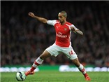 Arsenal 4-1 West Brom: Hat-trick cho Theo Walcott