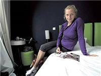 Ở Roland Garros này, Kvitova mang gì trong hành lý?