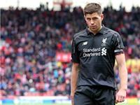 Steven Gerrard & màn kết bi kịch