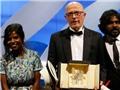 Kết thúc Liên hoan phim Cannes 2015: Cành cọ vàng cho phim về người di cư
