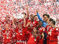 Bundesliga là của Bayern Munich