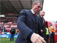 CĐV Liverpool yêu cầu sa thải Brendan Rodgers trên sóng phát thanh