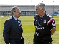 Số phận của Carlo Ancelotti sẽ được công bố trong hơn 3 giờ nữa