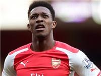 Arsenal mất Welbeck trước thềm Chung kết Cúp FA