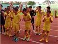Vòng chung kết U15 quốc gia 2015: SLNA bất ngờ bị loại